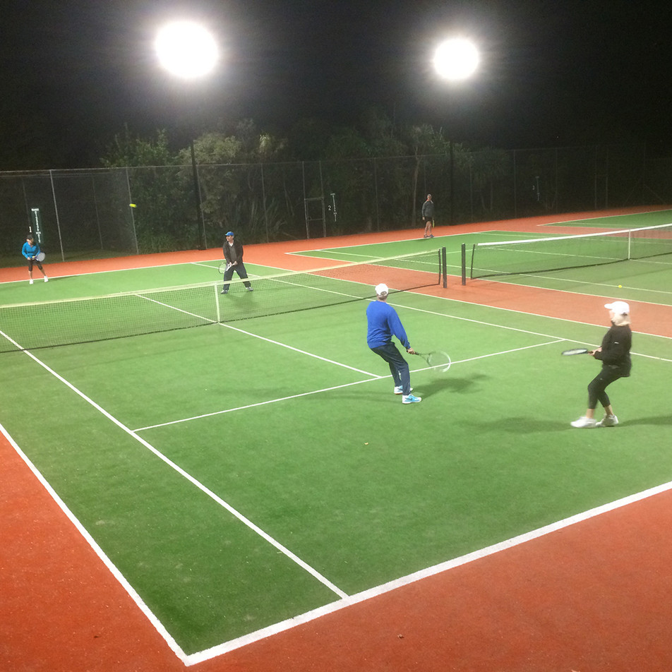 Outdoor Sports Lighting LED installation
