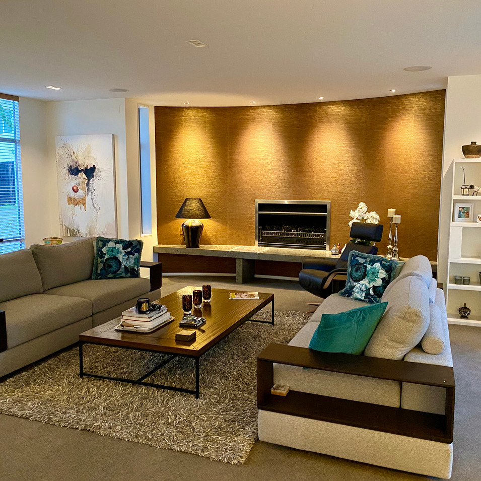 Residential Feature Lighting