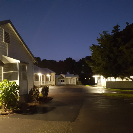 Outdoor Lighting example