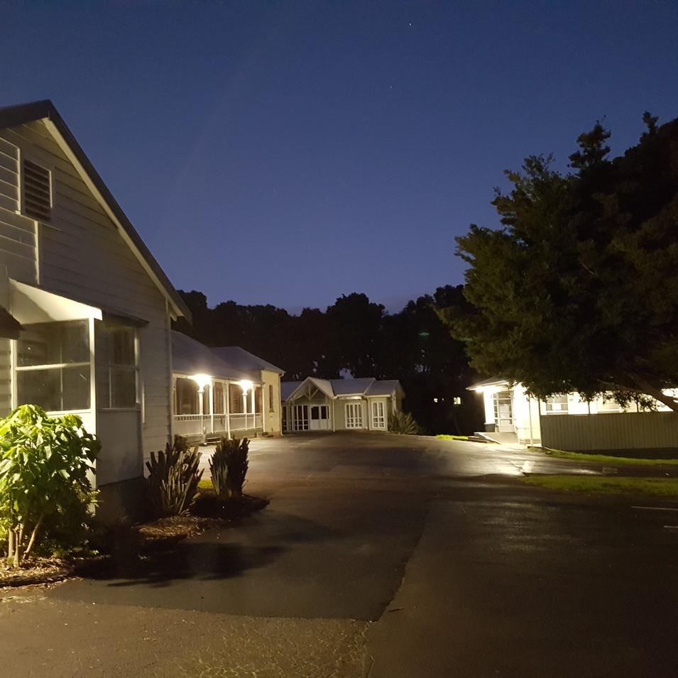Outdoor Lighting example