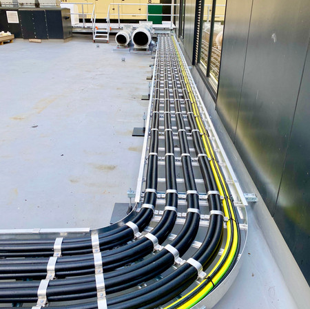 1600A cabling reticulation