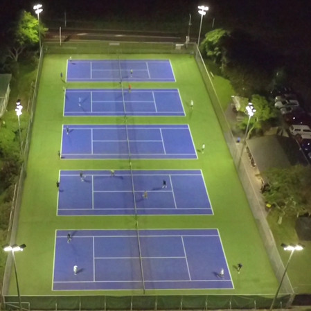 Outdoor Sports Lighting LED lighting upgrade
