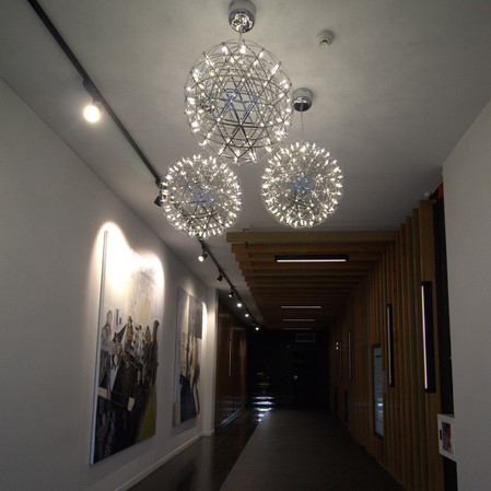 Lobby upgrade example