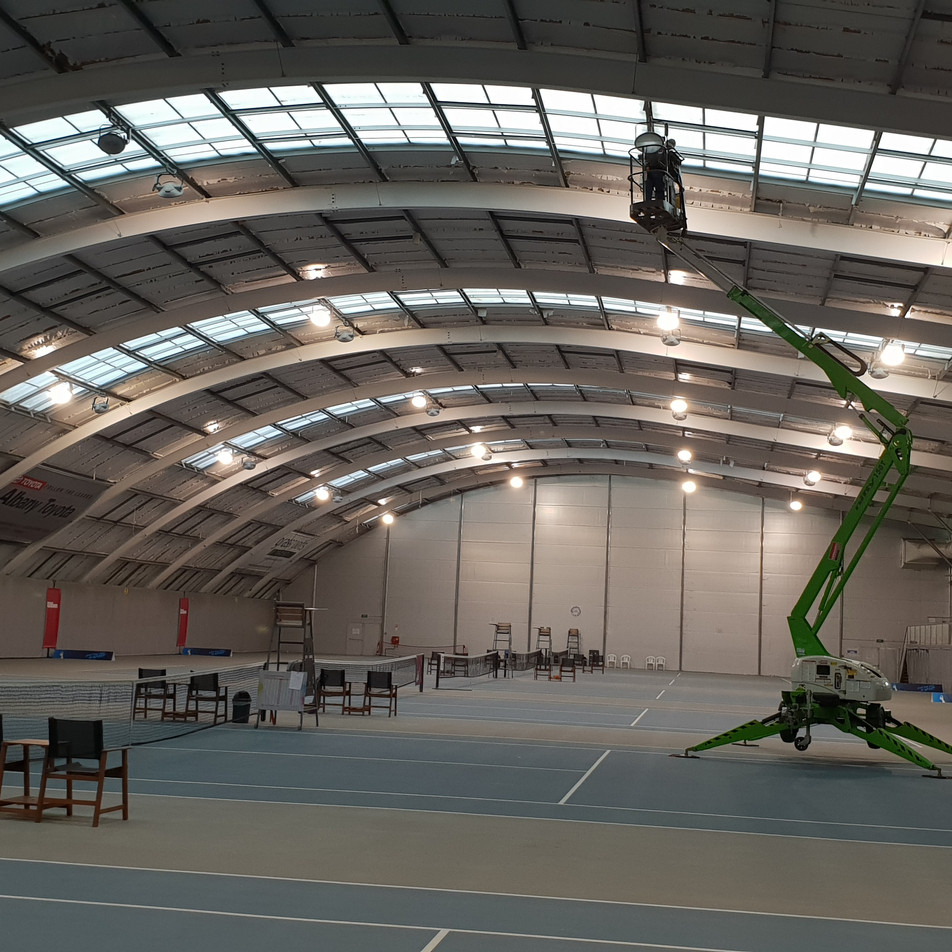 Indoor Sports Lighting LED upgrade