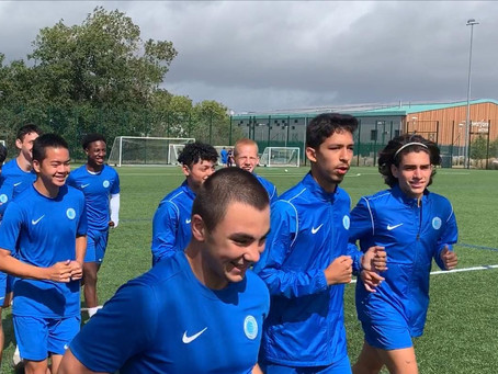 How The International Development Academy Is Ensuring A Safe Return To Play