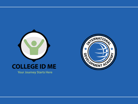 International Development Academy announces partnership with College ID Me