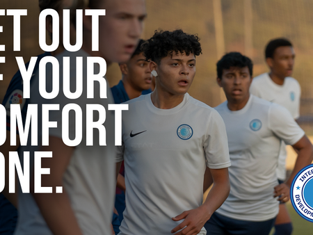 Why Athletes Need to Get Out of Their Comfort Zone