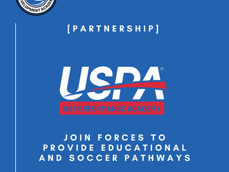 International Development Academy (IDA) announces partnership with US Performance Academy (USPA)