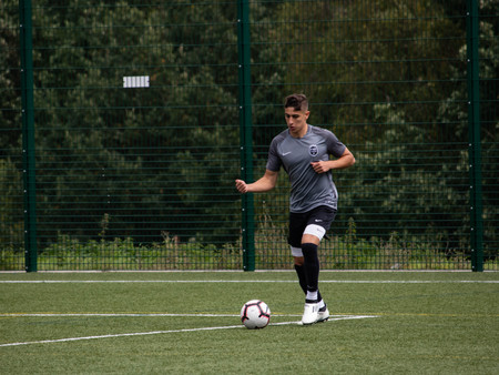 How A Gap Year In The UK Earned Mac a D1 Soccer Career!