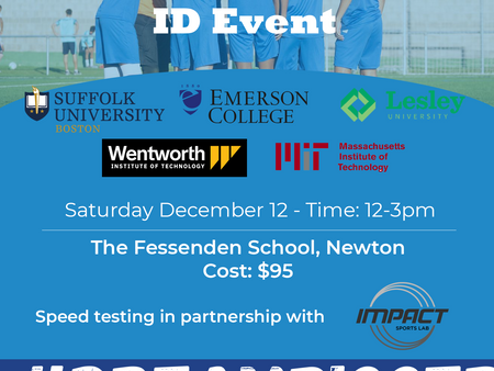 ID Events in Massachusetts and New Jersey Coming Up