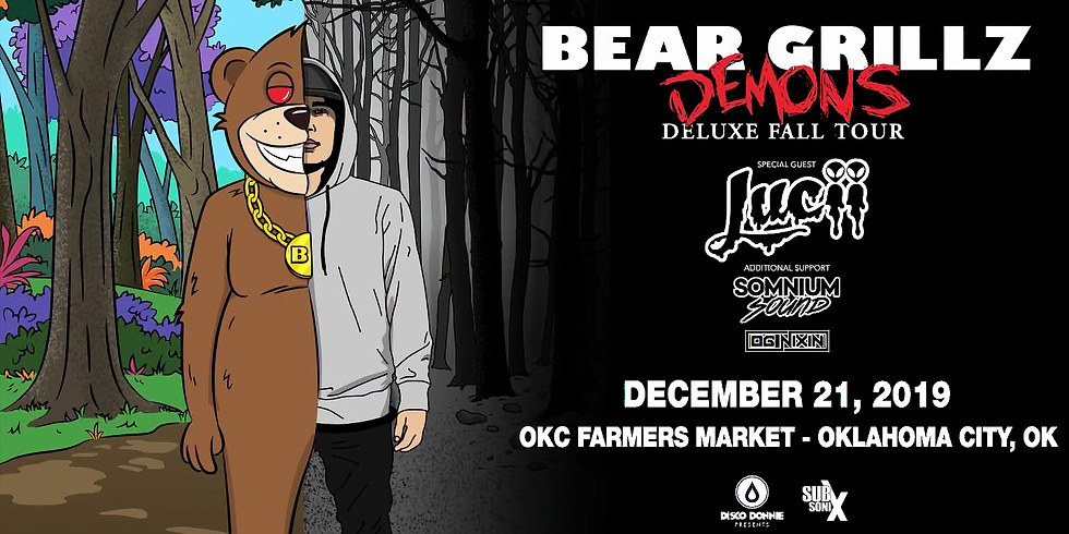Bear Grillz - OKC Farmers Market