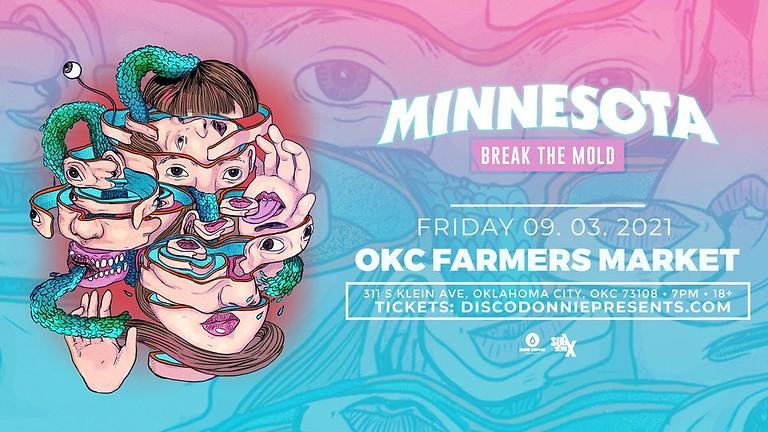 Minnesota - Farmers Market (OKC)