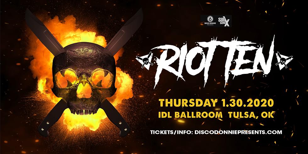 Riot Ten - IDL Ballroom (Tulsa)