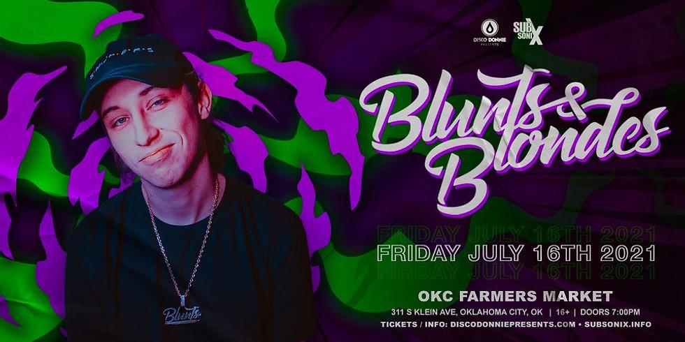 Blunts & Blondes - Farmers Market (OKC)