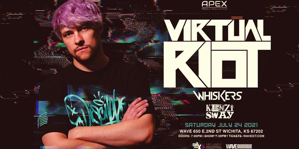 Virtual Riot - The Wave (Wichita)