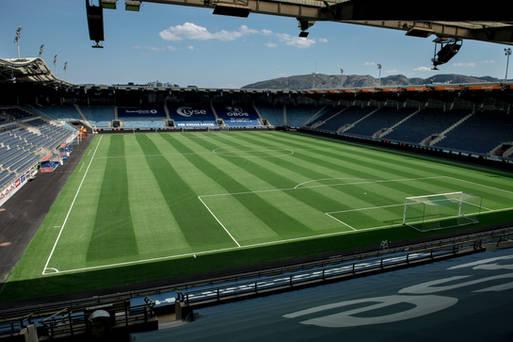 SR Bank Arena / Viking Stadion