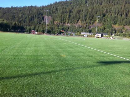 Ytteren Stadion, Mo i Rana