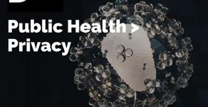 Dataistic komentaras 15min.lt apie asmens visuomenės sveikatą ir asmens duomenų apsaugą