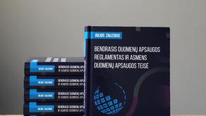 Pristatome pirmąją GDPR ir duomenų apsaugos teisės monografiją Lietuvoje