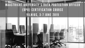 Jau antrąjį kartą Baltijos šalyse duomenų apsaugos pareigūnų sertifikavimo kursai – birželio 3-7 die