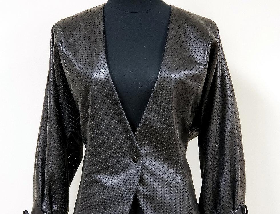 Women's Light Weight Leather Jacket