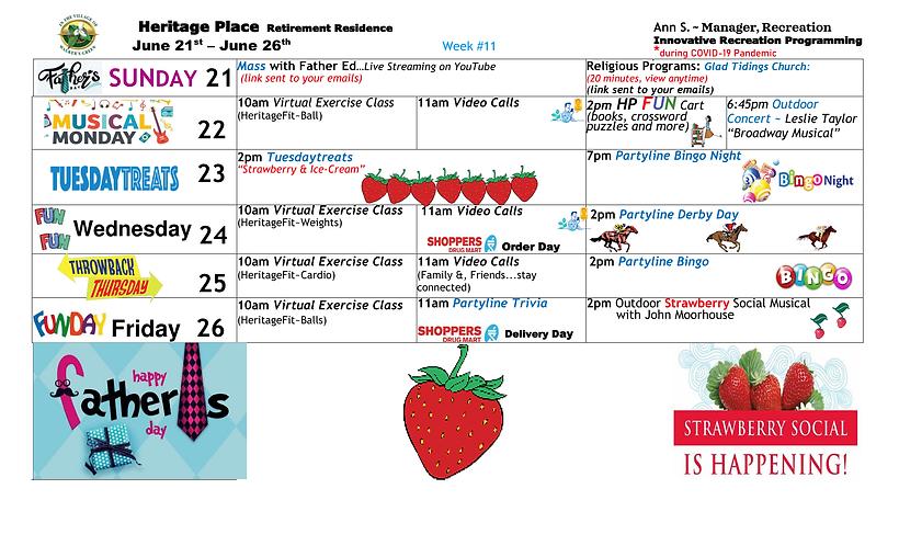 WK 11- Innovative Recreation Programming