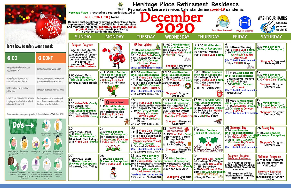 HP-DECEMBER 2020-CALENDAR-RED(Control) l
