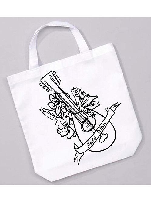 Mandolin/violin tote bag