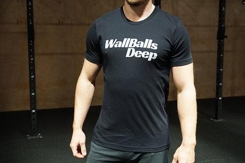 Wall Balls Deep Tee