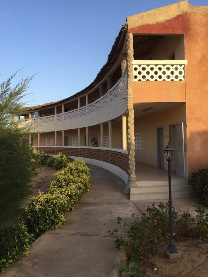 balcon Hotel royal malango fatick