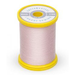 Cotton and Steel Thread 1225 Pastel Pink