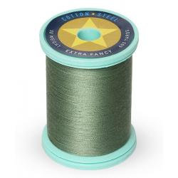 Cotton and Steel Thread 1287 French Green