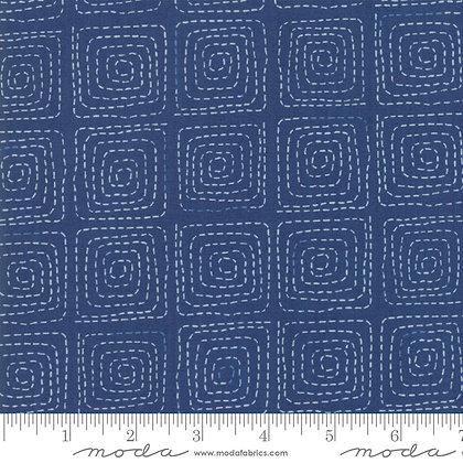 Breeze Stitched/Blue