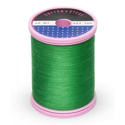 Cotton and Steel Thread 1051 Christmas Green