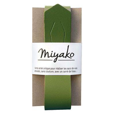 Miyako Handle Green