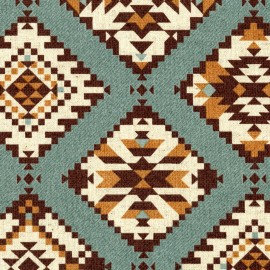 Boho Style Linen/Cotton Canvas Light