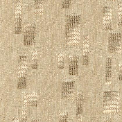 Yarn Dyed Jacquard Brown Rectangles