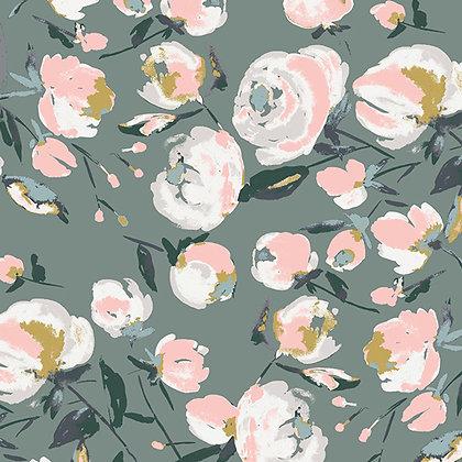 Art Gallery Rayon Everlasting Blooms