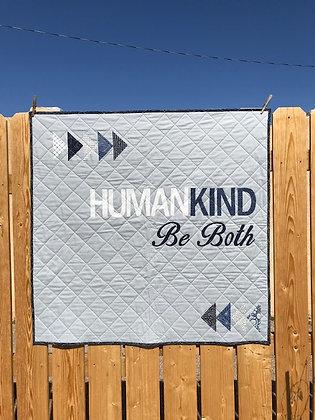 Kindness Quilt KIT Sashiko