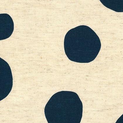 Big Dots Cotton/Linen Sheeting