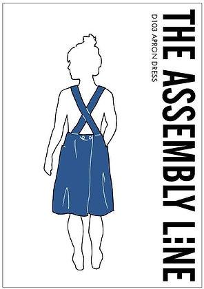 The Assembly Line Apron Dress XL-3XL