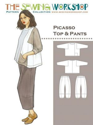 Picasso Pants and Top