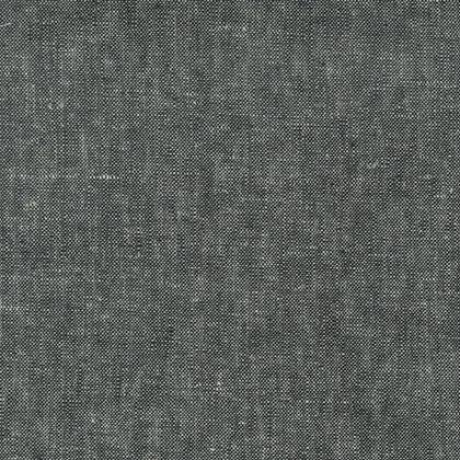 Brussels Washer Yarn Dye Fabric/Black