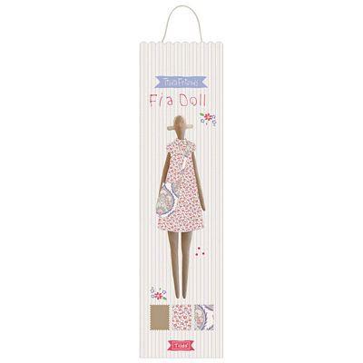 Tilda Fia Doll Kit