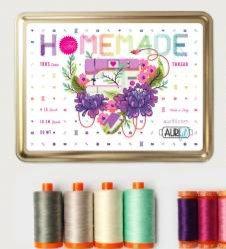 Tula Pink Homemade Thread Box