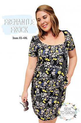 Fremantle Frock Sew to Grow