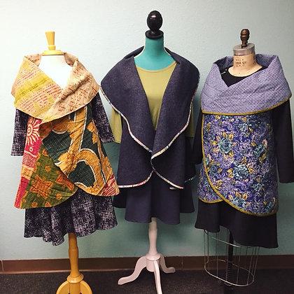 Marguerite's Vest Pattern
