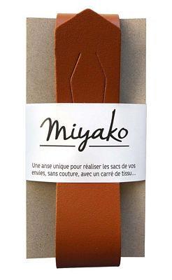 Miyako Handle Brown