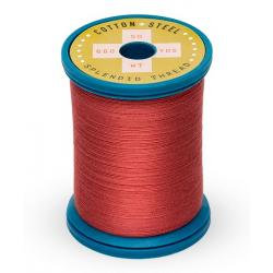 Cotton and Steel Thread 1081 Brick