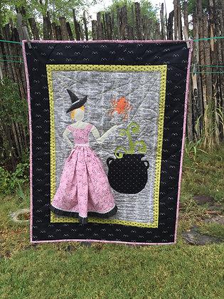 Witch Hazel Pattern